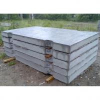 Плиты дорожные б/у, новые, ФБС, бетон  ПДП 3х1,2
