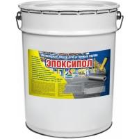 Эпоксидное двухкомпонентное покрытие для бетонного пола -  Эпоксипол