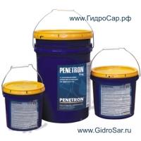 Гидроизоляция подвала, стен, пола, бассейнов и резервуаров. Пенетрон - проникающая гидроизоляция бетона.