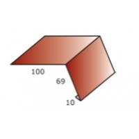 Доборный элемент (планка карнизная)
