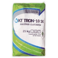 Гидроизоляция обмазочная эластичная КТтрон-10 1к
