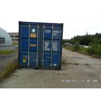 Продаю 20 футовые б/у контейнеры