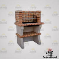 Печь-барбекю Percimentos Barcelos 129