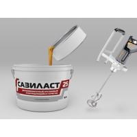 Сазиласт 25 Полиуретановый герметик (с деформативностью до 50%)
