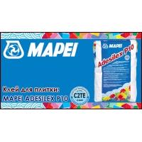 высококачественный белый цементный клей Adesilex P10 МАПЕИ