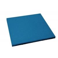 Травмобезопасная резиновая плитка 500*500(толщина 16 мм)
