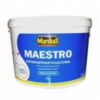 Краска для потолка MARSHALL MAESTRO ПОТОЛОК ПЛЮС