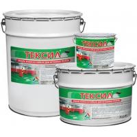 Износостойкая защитная краска для бетонных полов  «Тексил»