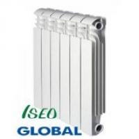 Алюминиевые радиаторы отопления Global Iseo 500/80/80