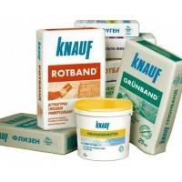 Сухие строительные смеси Кнауф оптом и в розницу