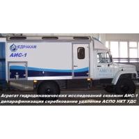 ГАЗ 33081Садко Егерь 4х4 Агрегат исследования скважин АИС-1м А