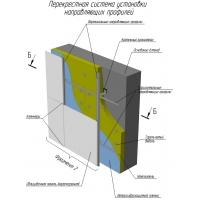 Фасадные системы СИЛМА