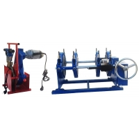 Стыковой механический аппарат для сварки ПНД труб KDL75-250-4