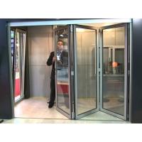 Двери гармошка ALUMIL