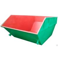 Бункер для мусора 8 м3