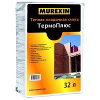 Теплая кладочная смесь Murexin Термоплюс