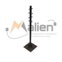 Трубостойка вертикальная ТС 2000 Малиен 883736