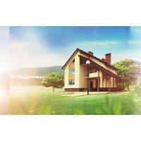 Технологичные загородные  дома на продажу  в  Царевщине