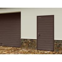 Гаражные двери модели DoorHan Ультра