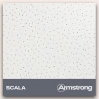 Потолочная плита Scala (600х600х12мм) Armstrong