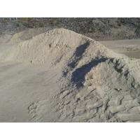песок 02-25  мытый строительный