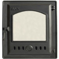 Дверца топочная герметичная, стекло LK LK 310