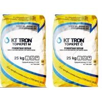 Смеси КТтрон-торкрет для «мокрого» и «сухого» торкретирования, в КТтрон