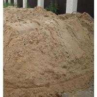 песок сеяный мытый