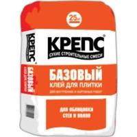 Клей для плитки KREPS Базовый (25кг)