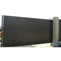 Автоматические откатные ворота консольного типа САМЕ