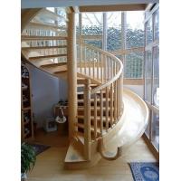Лестницы деревянные, комбинированные, облицовка