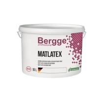 Латексная краска Bergge Matlatex 10л