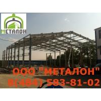 Металлоконструкции БВЗ  Собственное производство. Проектирование