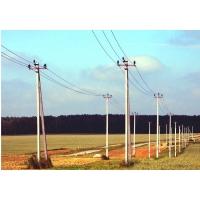 Железобетонные опоры ЛЭП (столбы для электричества, освещения)
