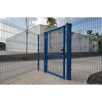 Забор металлический панельного типа Гранд Лайн 3D