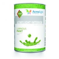 Самосветящаяся краска для фасадов и стен AcmeLight