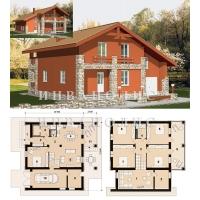 Готовые проекты домов от 60 м2  Инваполис