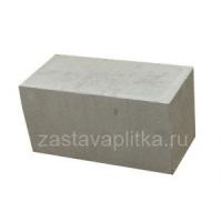 Блок фундаментный пескоцементный производства ЗАО ЗАСТАВА 188х190х390мм