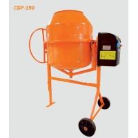 Бетономешалка (бетоносмеситель) Лебедянь СБР-190