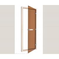 Дверь стеклянная для бани SAWO 730-4SGA