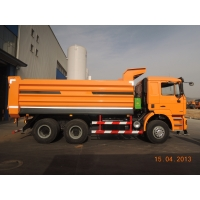 Shacman 6x4 евро 4 грузовик SHACMAN