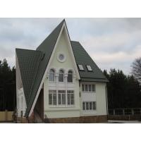 Строительство и отделка домов «под ключ».