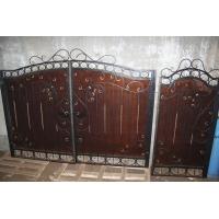 Качественные кованые ворота. Собственное производство