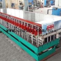 Производственная линия решёток из стеклоплата  для  озеленения