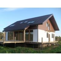 Быстровозводимые дома по каркасно-панельной технологии,  Домокомплект