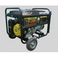 Бензогенератор для дачи и стройки Huter DY8000LX электростарт Huter DY8000LX