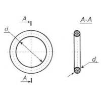 Кольца уплотнительные резинотехнические Центр РТИ ГОСТ 9833-73