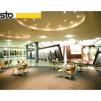 Бесшовные акустические потолки для путей эвакуации StoSilent Panel
