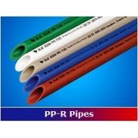 Трубы из ППР для подачи горячей, холодной и питьевой воды PN2.0. Blue Ocean PPR-HW(X)/S2.5/20-160
