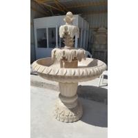 Фонтаны из натурального иерусалимского камня
